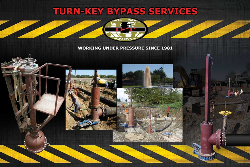 Pipeline Bypassing Services Nationwide