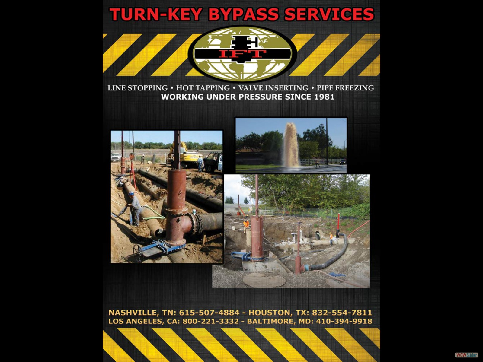 IFT Bypass Services Nationwide